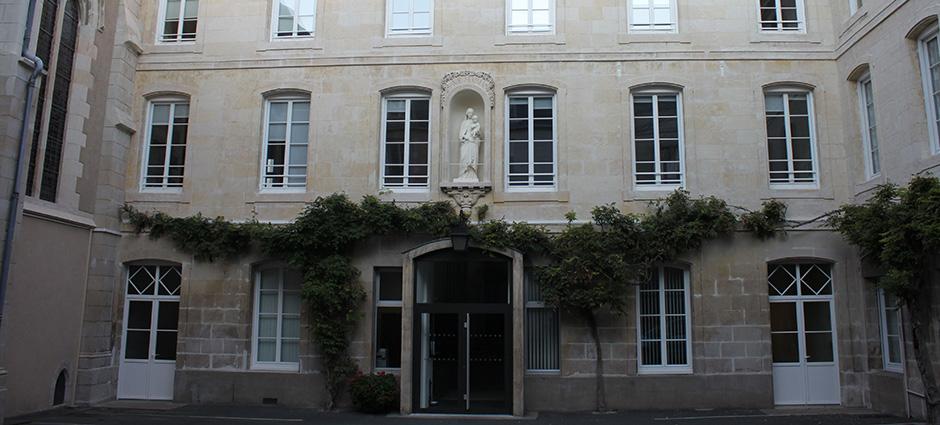 86007 - Poitiers - École Privée Catholique Mixte La Providence