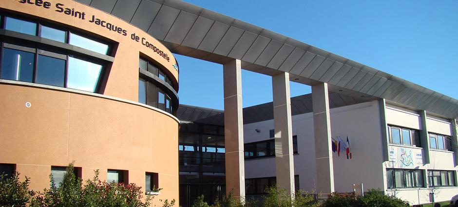 86036 - Poitiers - Lycée Général et Technologique - Ensemble Scolaire Saint-Jacques de Compostelle