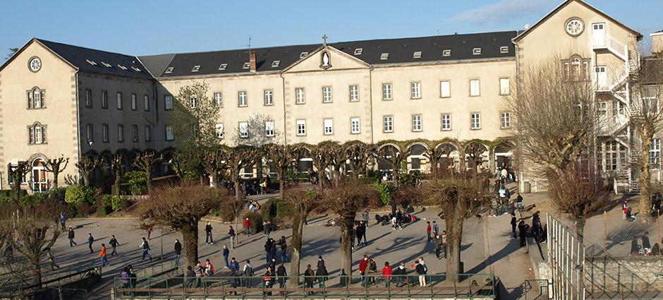 87036 - Limoges - Lycée Privé Beaupeyrat - Enseignement Supérieur