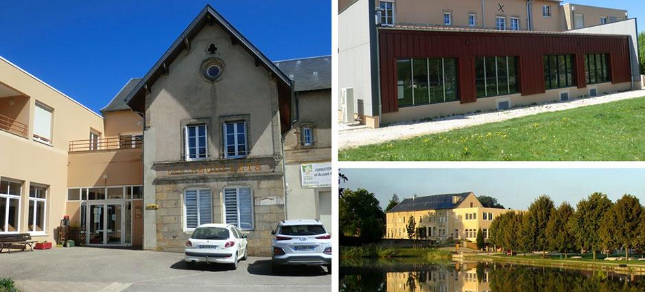 88140 - Bulgnéville - Internat de la Maison Familiale Rurale de la Plaine des Vosges