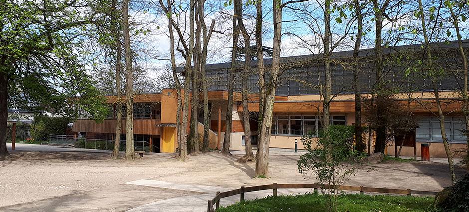 91400 - Orsay - École Privée du Cours Secondaire d'Orsay