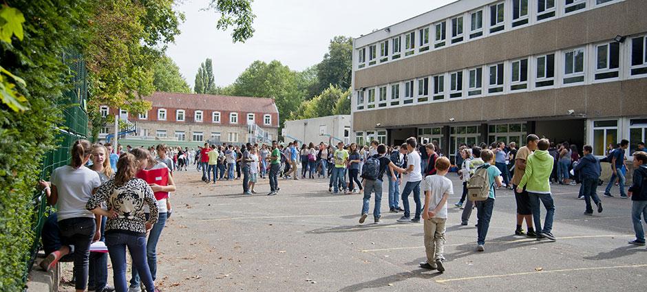 91170 - Viry-Châtillon - Collège Privé Saint Louis Saint Clément
