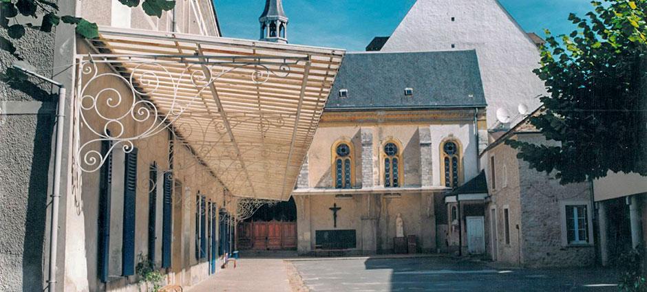 91410 - Dourdan - Collège Jeanne-d'Arc - Institut Saint-Paul