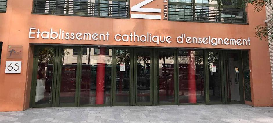 92340 - Bourg-la-Reine - École Privée de l'Institut Notre-Dame