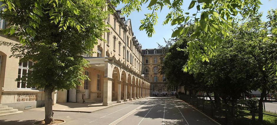 92100 - Boulogne-Billancourt - École Mixte Privée Saint-Joseph du Parchamp