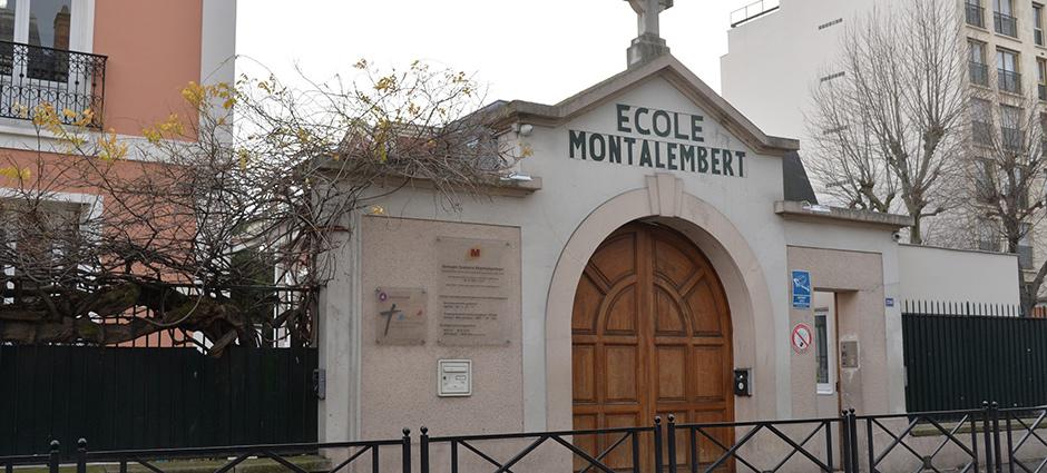 92400 - Courbevoie - École Privée Montalembert