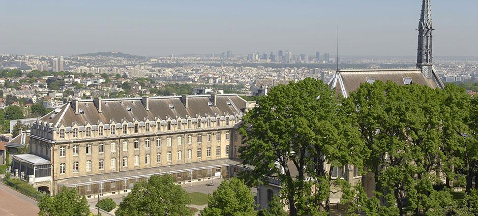 92190 - Meudon - Apprentis d'Auteuil - Ensemble scolaire Saint-Philippe - Lycée Horticole et Services Saint-Philippe
