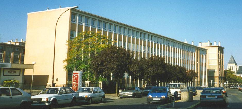 93500 - Pantin - Groupe Scolaire Privé Catholique Saint-Joseph La Salle, Collège