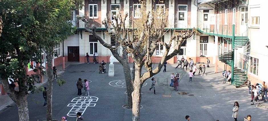 93200 - Saint-Denis - Collège Privé Saint-Vincent de Paul
