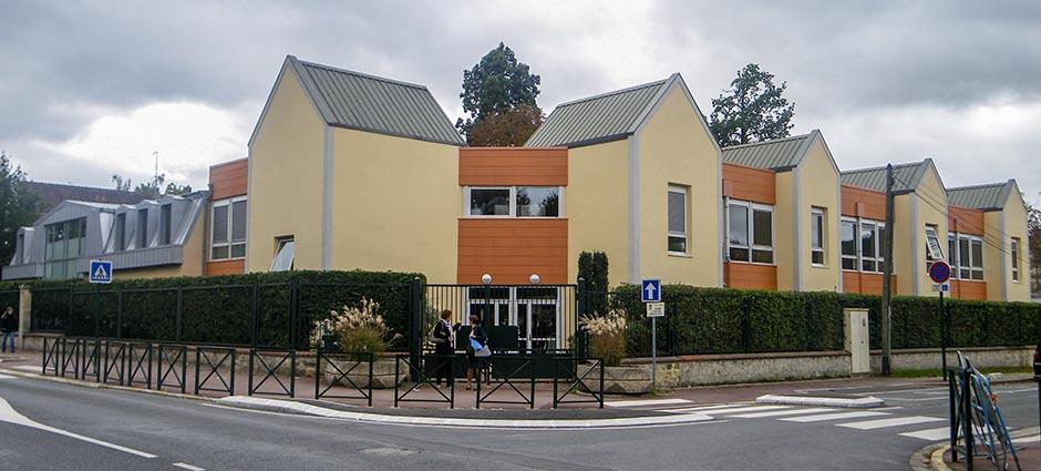 95290 - L'Isle-Adam - École Privée Notre-Dame