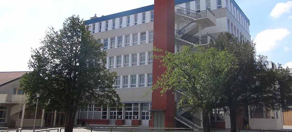 95110 - Sannois - Ecole Privée Notre Dame - Sainte Famille