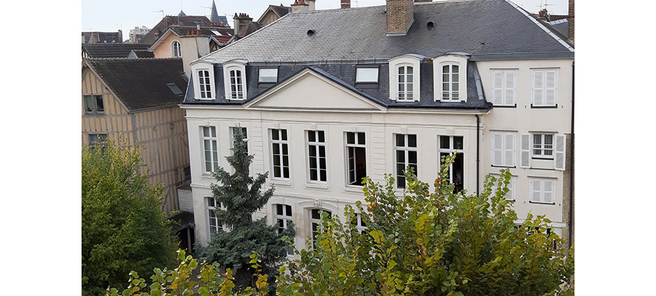 10000 - Troyes - Internat Cours Saint-François-de-Sales