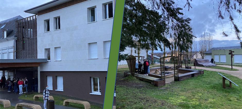 28260 - Anet - Internat du LPAP Lycée Professionnel Privé