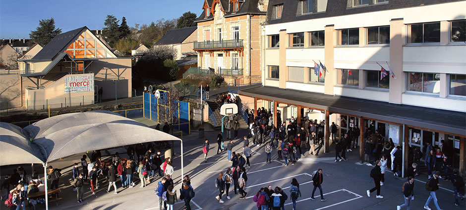 Saint-Denis International School Loches 37