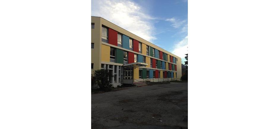 38350 - La Mure - Collège Privé Saint Joseph