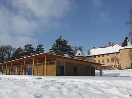 42720 - Nandax - Internat du Lycée Etienne Gautier - Ressins
