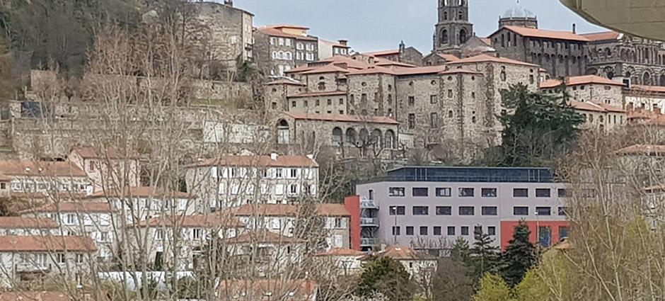 43000 - Le Puy-en-Velay - Internat Saint-Jacques de Compostelle