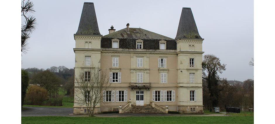 49500 - Segré-en-Anjou Bleu - Internat du Collège et Lycée Notre-Dame d'Orveau