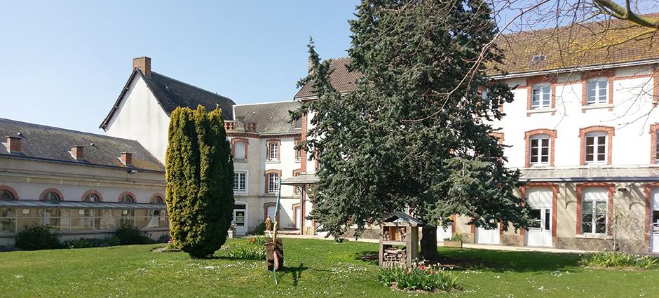 51370 - Thillois - Internat du Lycée Lasalle Reims-Thillois