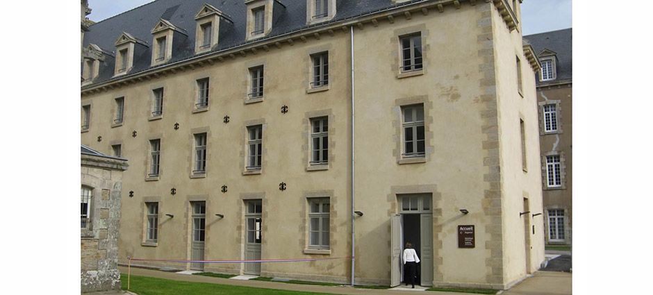 56400 - Sainte-Anne-d'Auray - Internat du Groupe Scolaire Sainte Anne - Saint Louis