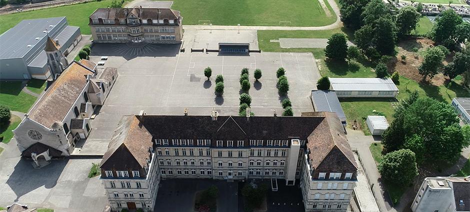 61007 - Alençon - Lycée Général et Technologique - Ensemble Scolaire Saint-François de Sales
