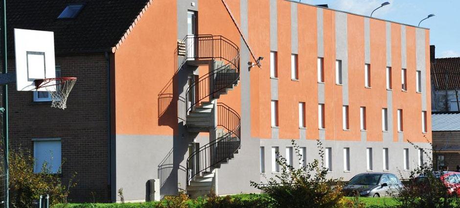 62690 - Savy-Berlette - Internat du Lycée d'Enseignement Agricole Privé