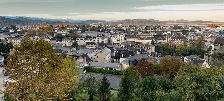 64400 - Oloron-Sainte-Marie - Internat Collège et Lycée Saint-Joseph