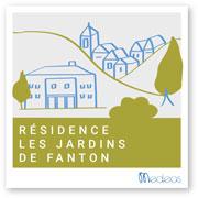 Etablissement d'Hébergement pour Personnes Agées Dépendantes - 06580 - Pégomas - EHPAD Les Jardins de Fanton