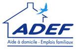 Services d'Aide et de Maintien à Domicile - 44400 - Rezé - ADEF Aide à Domicile - Emplois Familiaux