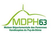 organismes Handicap - Départemental - Personnes Handicapées - 63100 - Clermont-Ferrand - MDPH du Puy de Dôme Maison Départementale des Personnes Handicapées