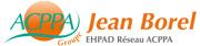 Etablissement d'Hébergement pour Personnes Agées Dépendantes - 69620 - Le Bois-d'Oingt - EHPAD Jean Borel (Groupe ACPPA)
