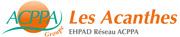 Etablissement d'Hébergement pour Personnes Agées Dépendantes - 69515 - Vaulx-en-Velin - EHPAD Les Acanthes (Groupe ACPPA)