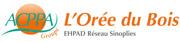 Etablissement d'Hébergement pour Personnes Agées Dépendantes - 77590 - Bois-le-Roi - EHPAD L'Orée du Bois - Groupe ACPPA (Réseau Sinoplies)