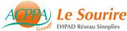Etablissement d'Hébergement pour Personnes Agées Dépendantes - 78955 - Carrières-sous-Poissy - EHPAD Le Sourire - Groupe ACPPA (Réseau Sinoplies)