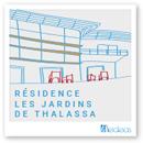 Etablissement d'Hébergement pour Personnes Agées Dépendantes - 83160 - La Valette-du-Var - EHPAD Les Jardins de Thalassa