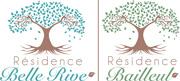 Etablissement d'Hébergement pour Personnes Agées Dépendantes - 7520 - Ramegnies-Chin - Résidences Belle-Rive et de Bailleul