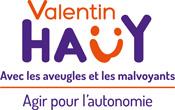 75343 - Paris 07 - AVH - Association Valentin Haüy, Avec les Aveugles et les Malvoyants