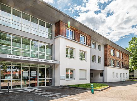 Centre de Soins de Suite - Réadaptation Spécialisé - 01000 - Bourg-en-Bresse - Korian - Clinique Les Arbelles