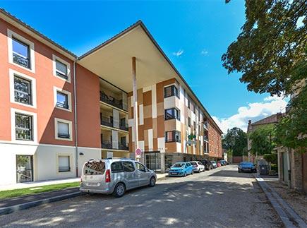 Résidences avec Services - 01000 - Bourg-en-Bresse - Les Jardins d'Arcadie Bourg en Bresse