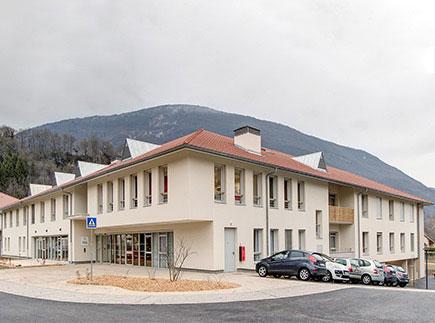 Résidences avec Services - 01510 - Talissieu - Colisée - Résidence Services Ameyzieu