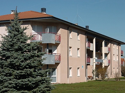 Etablissement d'Hébergement pour Personnes Agées Dépendantes - 01000 - Bourg-en-Bresse - Korian Jardin de Brou