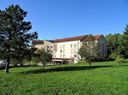 Etablissement d'Hébergement pour Personnes Agées Dépendantes - 01250 - Ceyzériat - EHPAD Les Résidences Camille Cornier