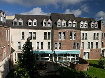 Etablissement d'Hébergement pour Personnes Agées Dépendantes - 02500 - Hirson - EHPAD Résidence Le Val d'Oise