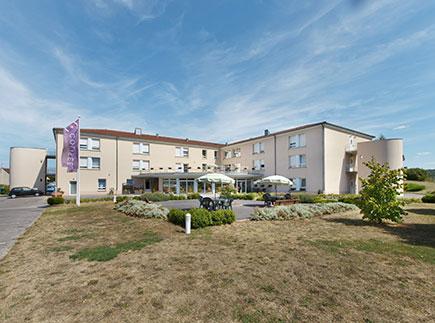 Etablissement d'Hébergement pour Personnes Agées Dépendantes - 02220 - Braine - Colisée - Résidence de La Fontaine