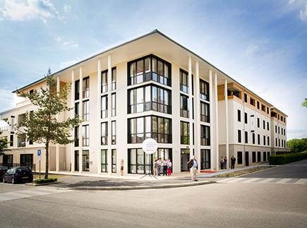 Etablissement d'Hébergement pour Personnes Agées Dépendantes - 02200 - Soissons - Emera EHPAD Résidence Retraite Augusta