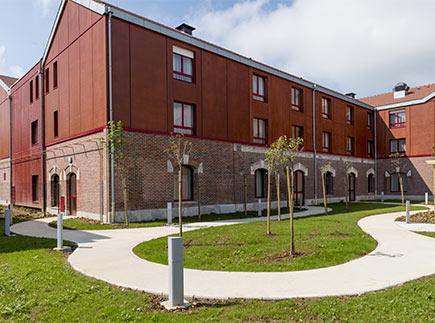 Etablissement d'Hébergement pour Personnes Agées Dépendantes - 02100 - Saint-Quentin - Colisée - Résidence des Bords de Somme