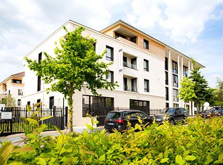 Résidences avec Services - 02200 - Soissons - Emera Résidence Seniors Augusta