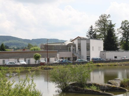 Etablissement d'Hébergement pour Personnes Agées Dépendantes - 03250 - Le Mayet-de-Montagne - EHPAD Résidence du Parc