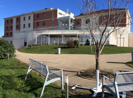 Etablissement d'Hébergement pour Personnes Agées Dépendantes - 03200 - Le Vernet - EHPAD Résidence Villa Paul Thomas