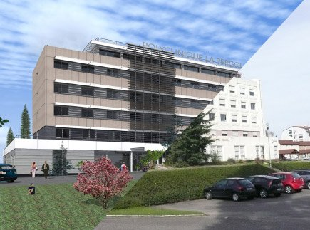 Clinique - Polyclinique - 03200 - Vichy - Polyclinique La Pergola - Groupe ELSAN